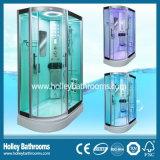 유리제 선반 및 시트 (SR119L)를 가진 새로운 디자인 컴퓨터 전시 샤워 오두막