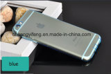 iPhone 6/6s를 위한 2016년 매우 얇은 연약한 TPU 셀룰라 전화 상자 4.7 인치