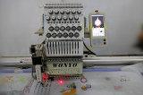 単一のヘッド高速刺繍は(Flat+Sequin+Taping+Cording) Wonyoの刺繍機械を機械で造る