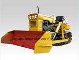 Coletor de sal da escavadora da terra do trator do equipamento agrícola
