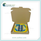 1X2 fibra óptica PLC Splitter (FTTH, CATV)