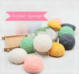 Facial Cleaning를 위한 Eco-Friendly 100%년 Organic Konjac Sponge