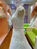 O Short Sleeves o vestido de casamento quente Uw4021 da venda