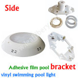Concrete, Fiberglass, Vinyl Liner Pool를 위한 12V IP68 Nicheless Plastic LED Underwater Light Swimming Pool Light