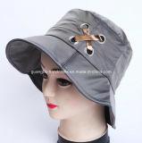 Colorido de moda Equipada bordado sombrero del cubo