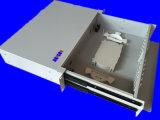 Port des faisceaux Sc/FC/LC du panneau 2u 48 de fibre optique