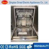 Lave-vaisselle automatique libre à la maison de vente en gros d'acier inoxydable
