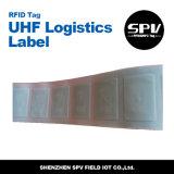 Estrangeiro de empacotamento H3 da etiqueta da caixa da logística da freqüência ultraelevada de RFID