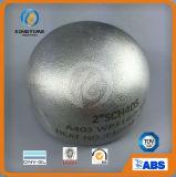 encaixe de tubulação do tampão do aço 304/304L inoxidável com ISO9001: 2008 (KT0031)