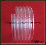 Borrar el tubo de cristal fundido de cuarzo de la silicona de la bobina en 7coins