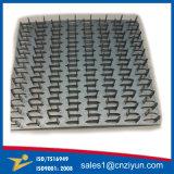Placa de acero galvanizada del conector para los bragueros de la azotea