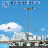Iluminación clásica del mástil del LED con el poste de hormigón (BDG-0011)