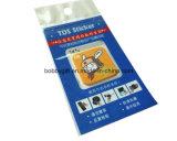 Líquido de limpeza móvel da tela da etiqueta do silicone da alta qualidade