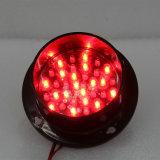 Mluti 빨간 녹색 Epistar LED 100mm 램프 신호등 모듈