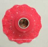 Пластичный алюминиевый Coated медный горячий Lampholder надувательства E27 (L-114)