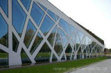 Эффективное энергосберегающее стекло для ненесущей стены