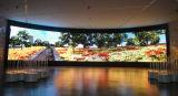 Pantalla de visualización video a todo color de interior del LED