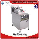 Fabricante chino de la máquina de la sartén de las patatas fritas Pfe-500 (ISO del CE)