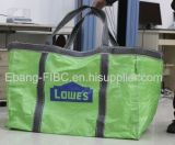 Farbe Green Recycled Big Bag für Gardening