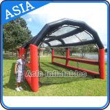 Tenda gonfiabile unita della gabbia di ovatta per pratica a ginnastica di sport