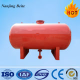Horizontal d'acciaio Water Storage Tank per Hot Water Storage