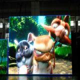Écran polychrome d'Afficheur LED de la publicité P10 extérieure de service avant