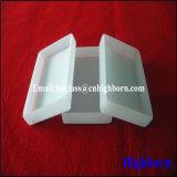 Tino bianco latteo di vendita superiore di vetro di quarzo del silicone fuso