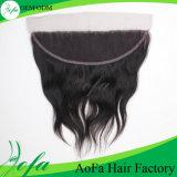 """13 """" × Frontal шнурка волос 4 """" бразильский прямой Remy"""