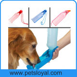 Frasco por atacado da bebida do curso da bacia do cão do alimentador do animal de estimação da fábrica