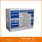 Drawer Wheels를 가진 2016 최고 Price Adjustable Flexible Tool Cabinet