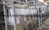 Máquina continua de Dyeing&Finishing de las cintas del satén