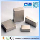 Forte magnete permanente eccellente del neodimio di NdFeB del blocchetto di N35 N52 grande