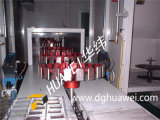 Plastikspritzlackierverfahren-Produktionszweig