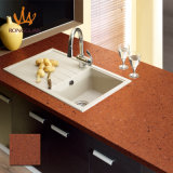 Rose Quartz Pierre Pierre artificielle Solid Surface (GT046)