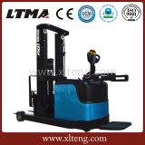 Ltma 1.2t 작은 전기 범위 쌓아올리는 기계