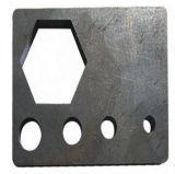 Tagliatrice del laser dell'alluminio/ferro/rame/metallo della fibra di alta precisione