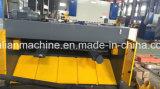 Máquina de corte QC11y-4X2500 da guilhotina hidráulica