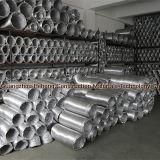 Tubo flessibile nudo arieggiato dell'aria di alluminio flessibile