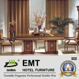 Erstklassige Hotel-Schlafzimmer-Möbel-Präsidentensuite (EMT-D0901)