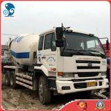 具体的な配達のための新しい到着の日産のミキサーのトラック(PF6engine、6cylinders)