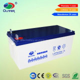 Fabricant professionnel 12V 250ah Gel Battery with Long Lifetime