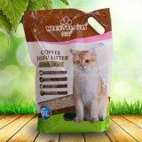 Kaffee-Tofu Eco Clumpling Katze-Sänfte