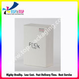 長方形の磁気ボール紙のFoldableギフトの白書ボックス