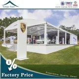 Les grandes personnes de la zone blanche 1000 imperméabilisent les tentes extérieures de dôme d'événement de mariage de PVC
