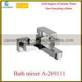 Robinet de baignoire sanitaire de salle de bains de chrome d'articles