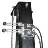 Elevatore idraulico T470 dell'automobile di allineamento di rotella