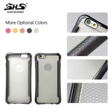 Schokbestendige Electroplating Fashion TPU Cellphone Case voor iPhone