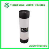 PVC di plastica Cylinder Packaging Glue Tube di Printing per il LED Light