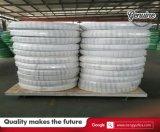 Boyau en caoutchouc hydraulique lourd renforcé élevé de fil d'acier de spirale d'impulsion de SAE 100r15