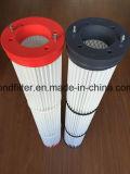 Tiefe Falte-flacher Filtereinsatz